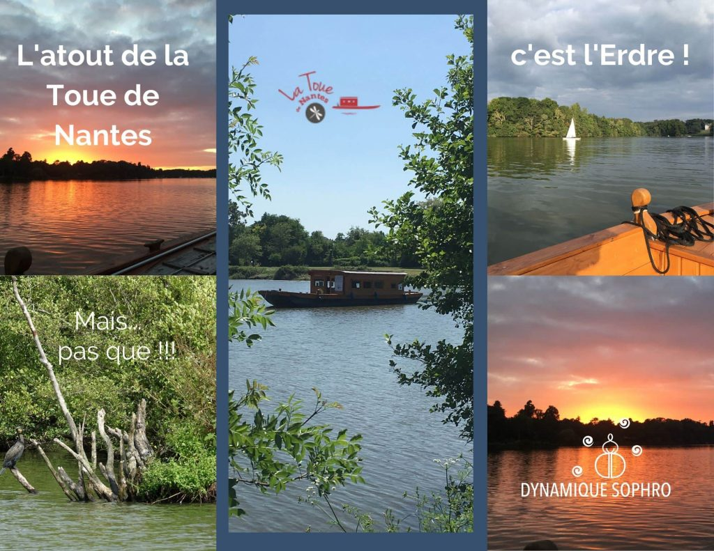 Dynamique Sophro-Les balades Sophro à la demande sur l'Erdre - Sophrologie Nantes Erdre