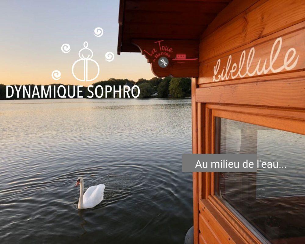 Sophrologie au fil de l'eau_C'est en ce moment ! Tous les quatrième samedis du mois-Dynamique Sophro-Sophrologie Nantes