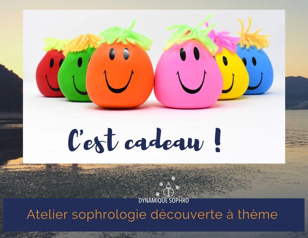 Atelier découverte à thème - Dynamique Sophro -Sophrologie Nantes